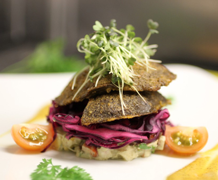Seadream cuisine raw living food options a luxurious approach to eating well forumfinder Images