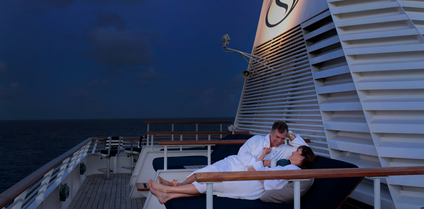 SeaDream onboard, onboard activities, onboard amenities, inclusive options