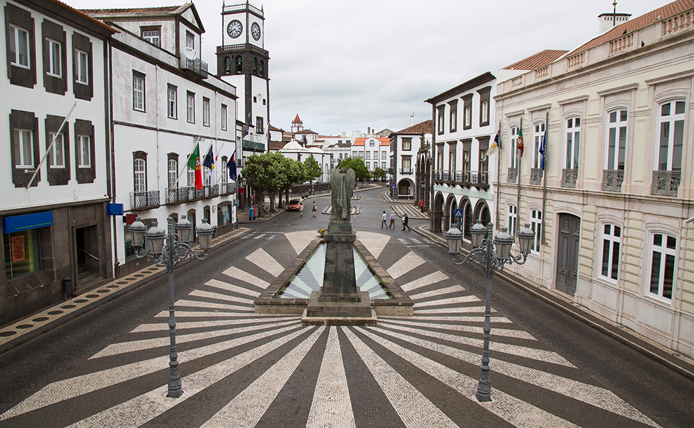 Ponta Delgada, Azores, Portugal europe-africa port destinations