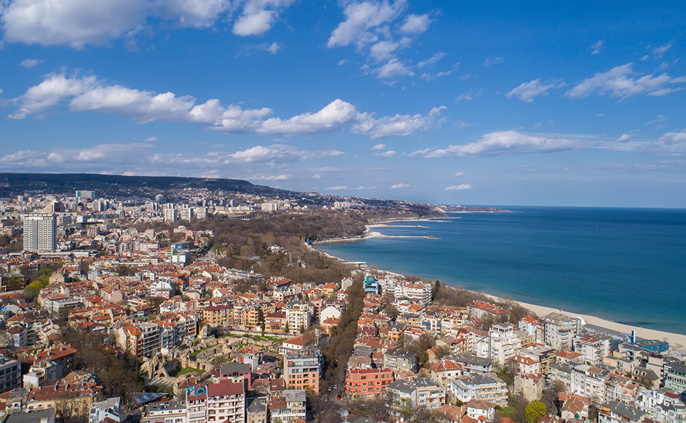Varna, Bulgaria europe-africa port destinations