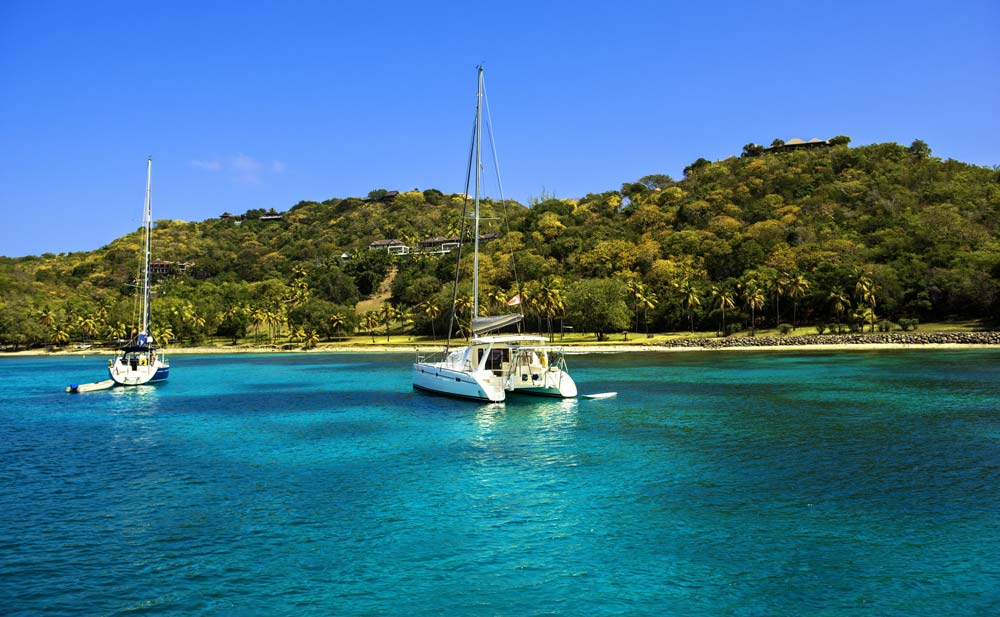 Canouan Island, St. Vincent and the Grenadines caribbean port destinations