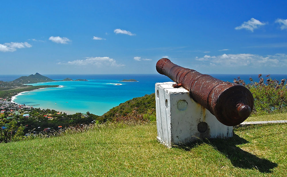Carriacou, St. Vincent and the Grenadines caribbean port destinations