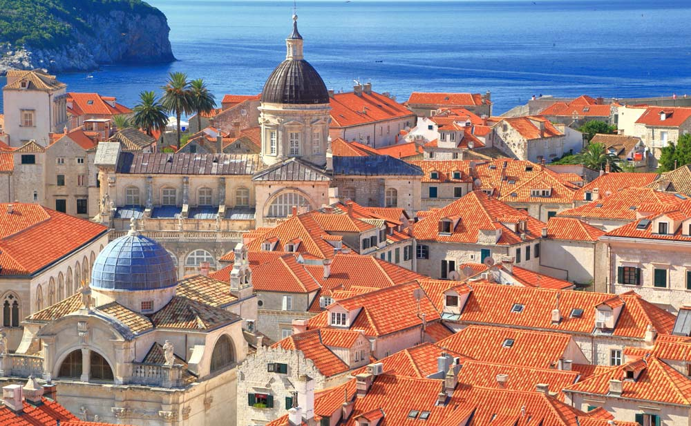 Dubrovnik, Croatia mediterranean port destinations