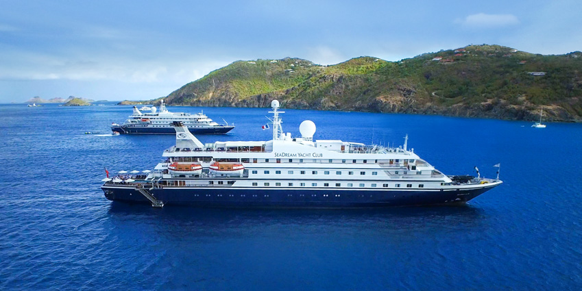 Small cruise ships for intimate personalized voyages for Luxury small cruise lines