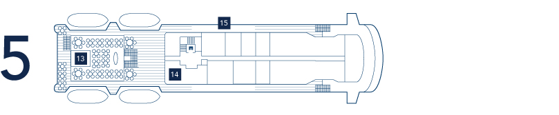 SeaDream yacht deck plans, yacht deck plans, SeaDream yachts