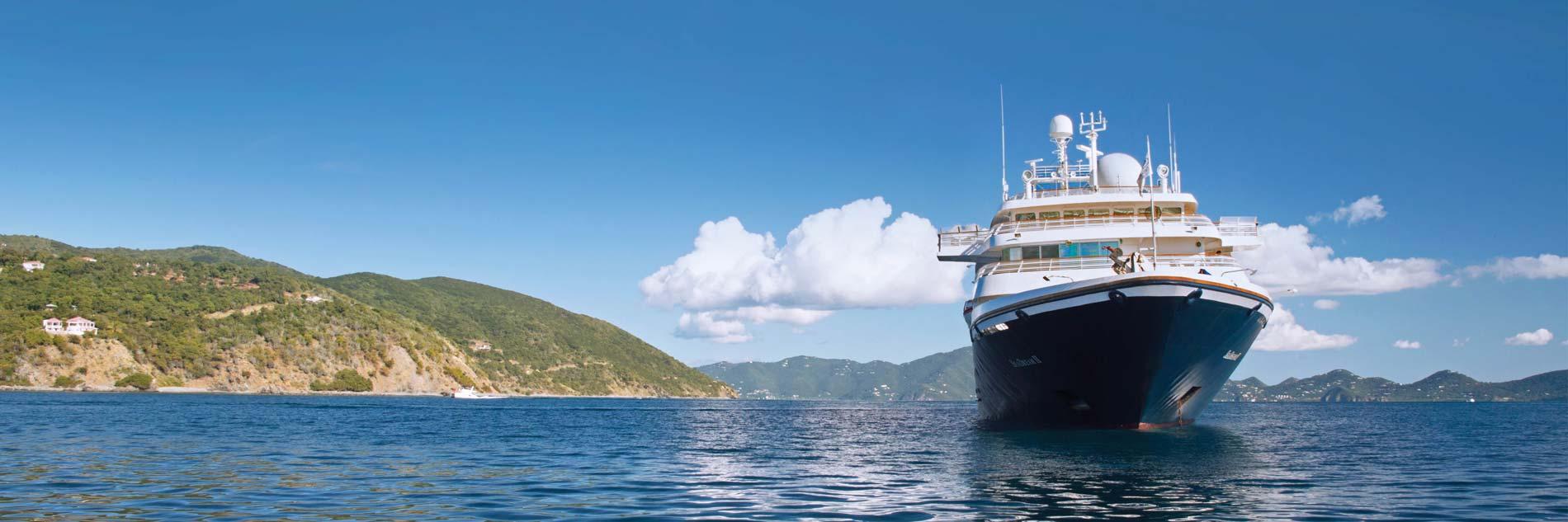Small Inclusive Luxury Vacation Cruise Line Seadream