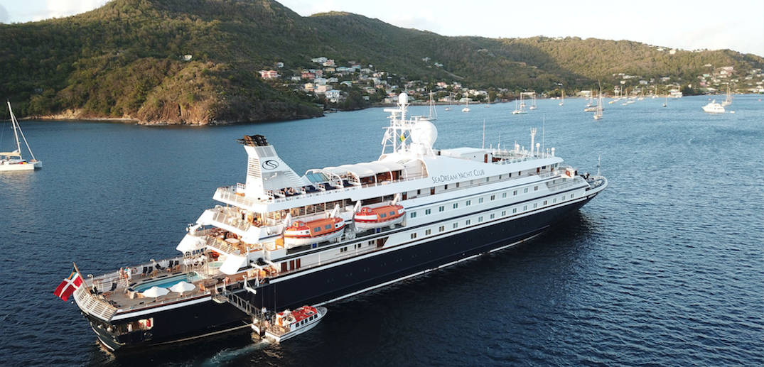 SeaDream: this boutique cruise feels more like a super yacht